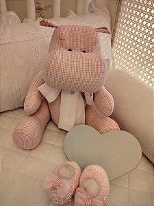 Hipopótamo Baby Menina