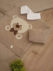 Saída Maternidade Urso Rolex