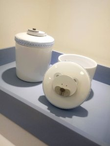 Kit Higiene Bebe Urso