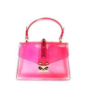 Bolsa Satchel Kesttou Pink BK008