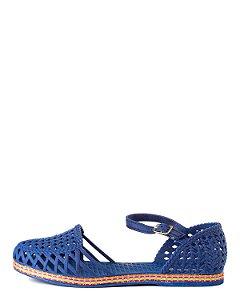 Sandalia Feminina Gasf GFSD05 Azul