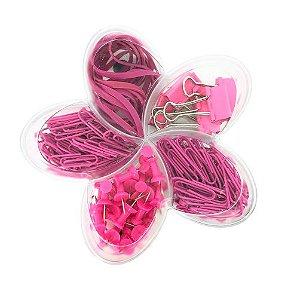 Kit Flower Rosa