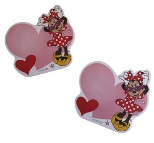 Bloco de Notas Minnie Fashion