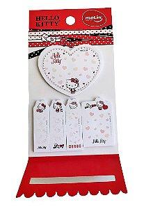 Bloco de Notas Hello Kitty