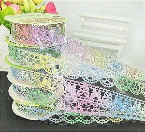 Washi Tape Luxo Glitter