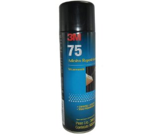 Adesivo Spray 75 500 ml