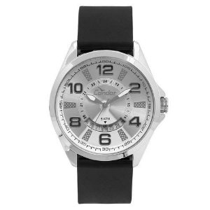 Relógio Condor Masculino Preto CO2115KTB/8K