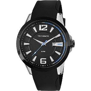 Relógio de Pulso Masculino Technos 2115KNW Preto