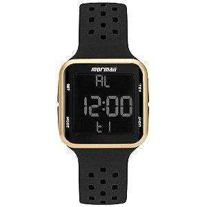 Relógio de Pulso Mormaii Unissex MO6600 Dourado