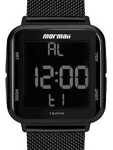 Relógio de Pulso Mormaii MO6600AG Pulseira em Aço