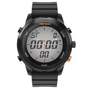 Relógio de Pulso Preto Mormaii Pro MO2035KD