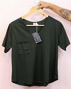 T - shirt algodão orgânico
