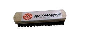 Escova Para Limpeza de Couro Nº 1- Automagnus