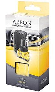 Aromatizante para Carro Areon Car - Painel Refil Car Gold