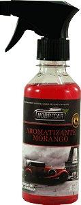 Aromatizante Morango Premium Nobre Car 250ml