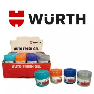 Odorizador em Gel Automotivo Auto Fresh Würth 1 und