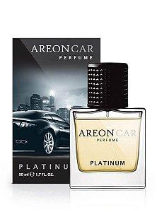 Aromatizante para Carro Areon Car - Perfume 50ml -Platinum
