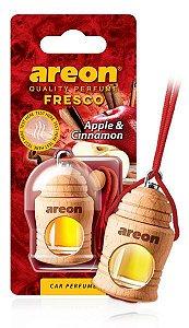 Aromatizante para Carro Areon Fresco - Apple & Cinnamon