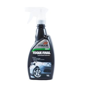 Toque Final Mills 500g com pulverizador