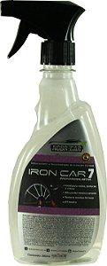 Iron Car 7 Desincrustante de Oxidações Ferrosas  500ml - Nobre Car