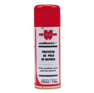 Protetor Pólo de Bateria 220ml Evita Corrosão Würth