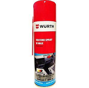 Silicone Spray 300ml W Max - Wurth