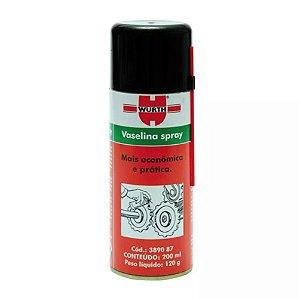 Vaselina Spray 200ml W Max - Vaselina Spray Lubrifica 200ml W Max