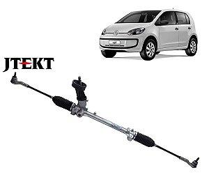 Caixa de direção manual sem terminais coluna direção elétrica - VW Up 1.0 e Up 1.0 tsi/turbo 2013 em diante - Jtekt