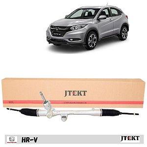 Caixa de direção manual sem terminais coluna direção elétrica - Honda HRV todos 2011 em diante - Jtekt