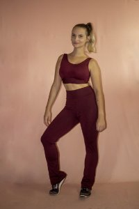 Calça Bailarina
