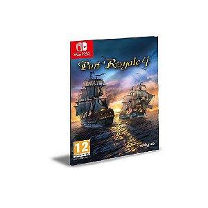Port Royale 4 NINTENDO SWITCH Mídia Digital