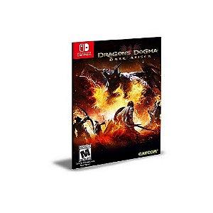 Dragon's Dogma Dark Arisen Nintendo Switch Mídia Digital