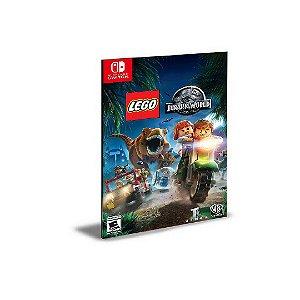 LEGO Jurassic World Nintendo Switch Mídia Digital