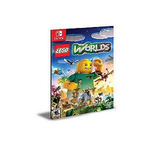 LEGO Worlds Nintendo Switch Mídia Digital