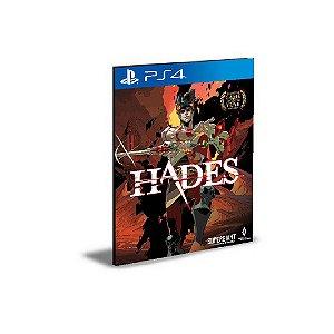 Hades Ps4 Psn Mídia Digital