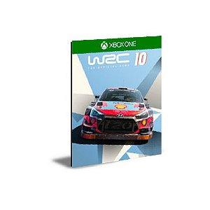 WRC 10 Xbox Series X|S MÍDIA DIGITAL