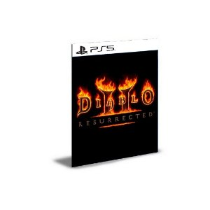 Diablo II Resurrected  Ps5 Psn Mídia Digital