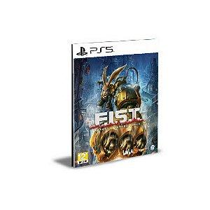 F.I.S.T.: Forged In Shadow Torch Ps5 Psn Mídia Digital