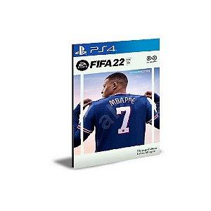 FIFA 22 Ultimate Edition Português Ps4 Psn Mídia Digital - PRÉ-VENDA