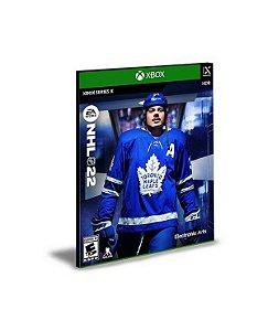 NHL 22  Xbox Series X|S  Mídia Digital
