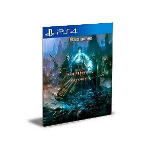 SpellForce III Reforced PS4 PSN Mídia Digital