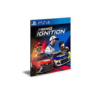 NASCAR 21 Ignition PS4 e PS5 PSN  MÍDIA DIGITAL