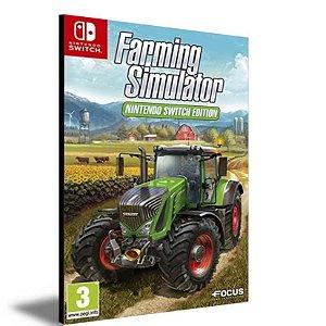 Farming Simulator Nintendo Switch Edition Mídia Digital