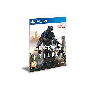 Crysis Remastered Trilogy Ps4 e Ps5 Psn Mídia Digital
