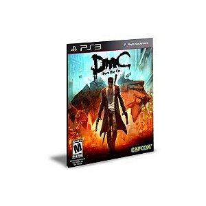 DEVIL MAY CRY PS3 PSN Mídia Digital