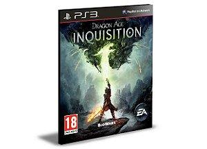 DRAGON AGE INQUISITION | PS3 | PSN | MÍDIA DIGITAL