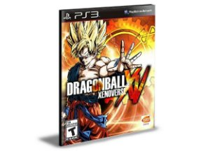 DRAGON BALL XENOVERSE | PS3 | PSN | MÍDIA DIGITAL