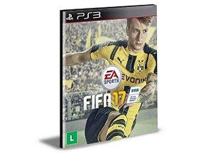 FIFA 17 | PS3 | PSN | MÍDIA DIGITAL