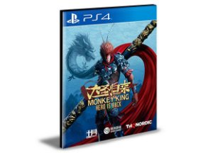 Monkey King Hero is back  Ps4 e Ps5 Psn  Mídia Digital