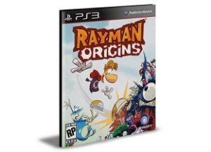 RAYMAN ORIGINS PS3 PSN MÍDIA DIGITAL